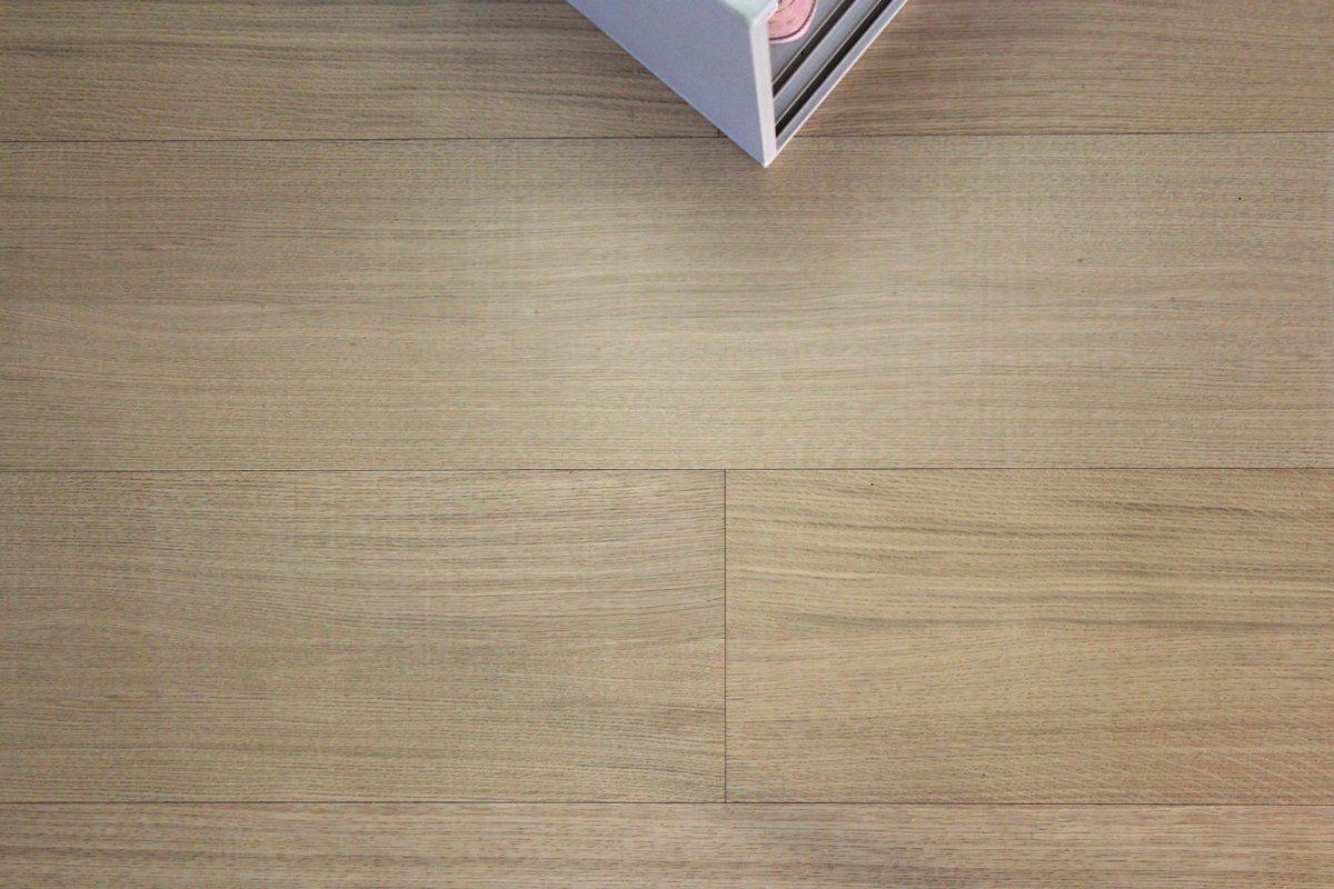GHB Böden die Räume adeln Laminat »Eiche Alpin geölt«, Echtholz, 250 x 2050 mm