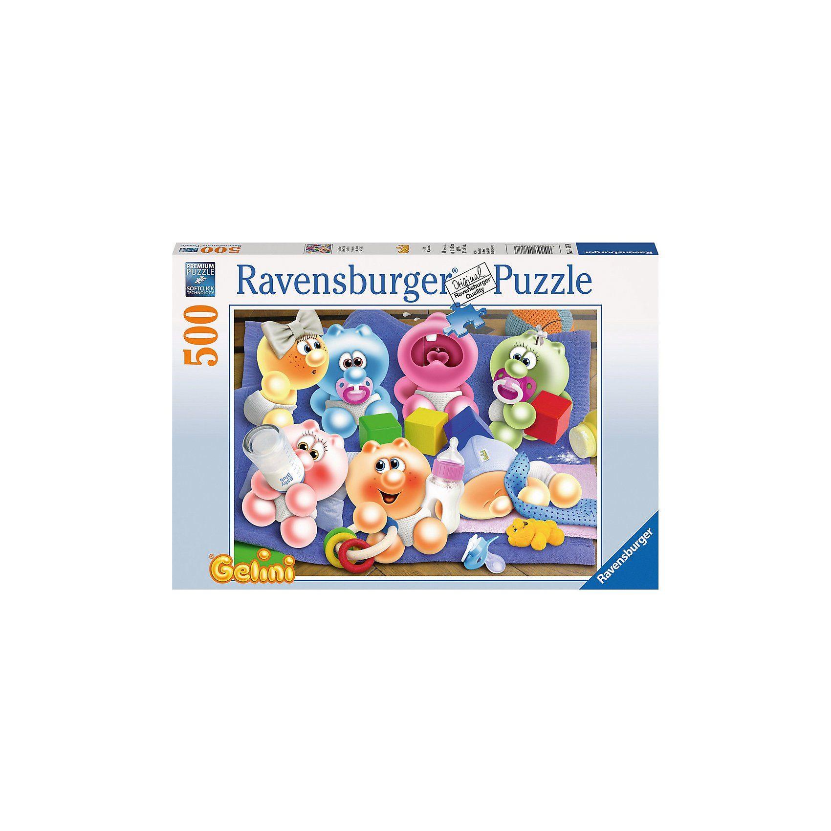 Ravensburger Puzzle 500 Teile Gelini Baby