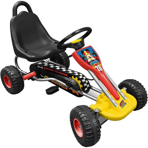 STAMP Mickey Mouse Go-Kart