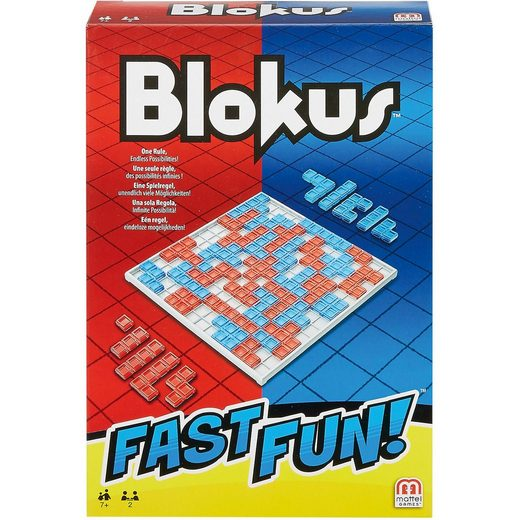 Mattel® Games Fast Fun Blokus
