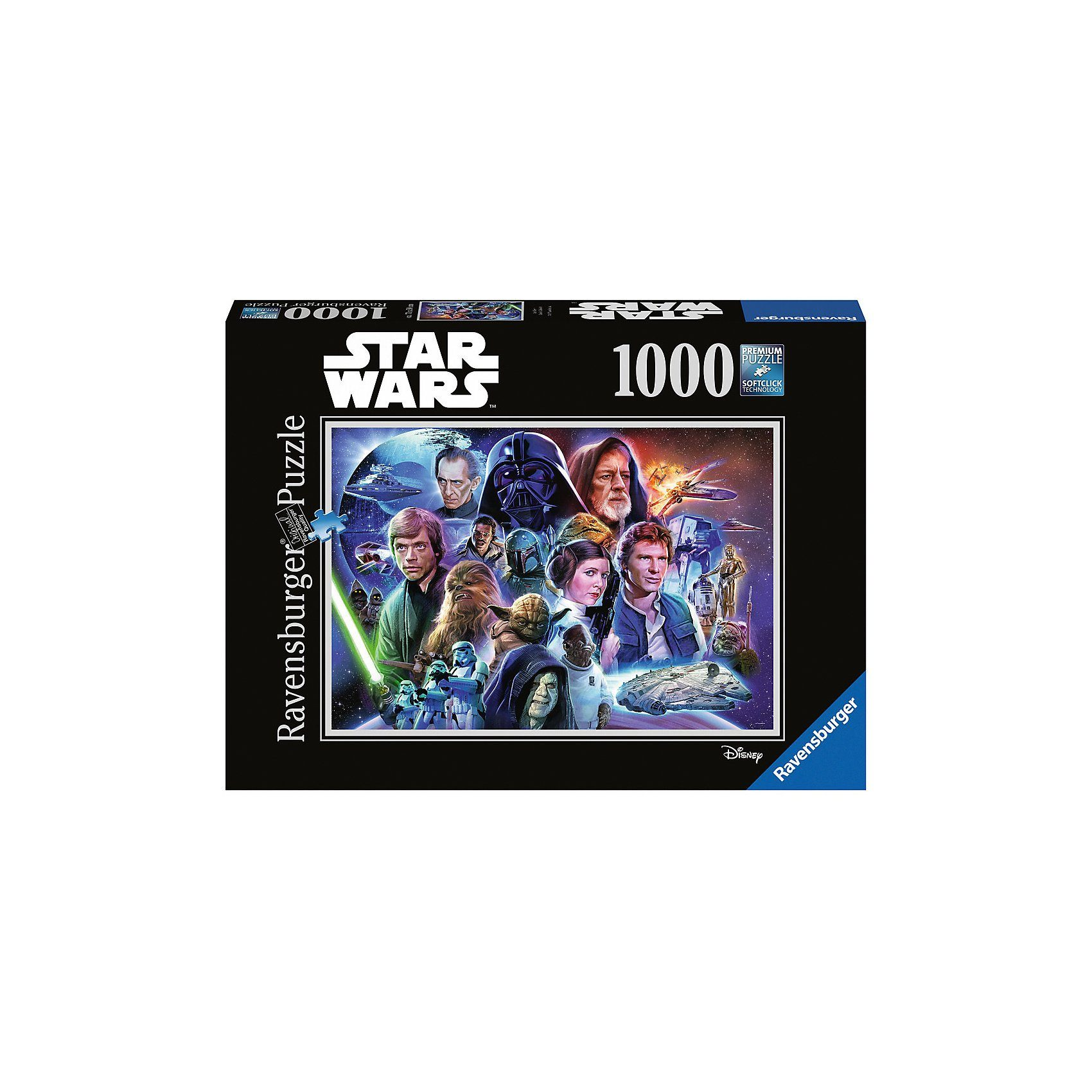 Ravensburger Puzzle 1000 Teile Star Wars: Limited Edition 6