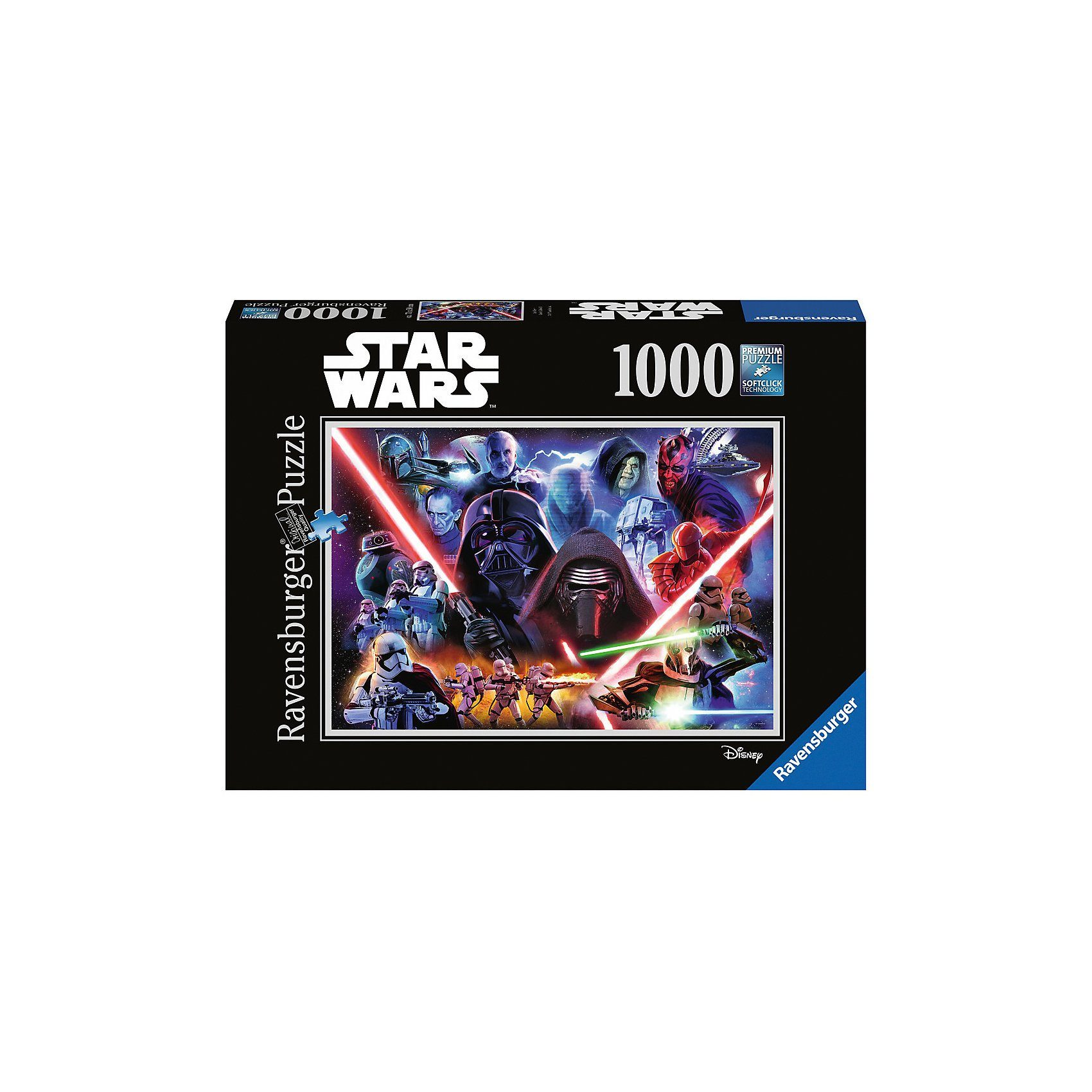 Ravensburger Puzzle 1000 Teile Star Wars: Limited Edition 5
