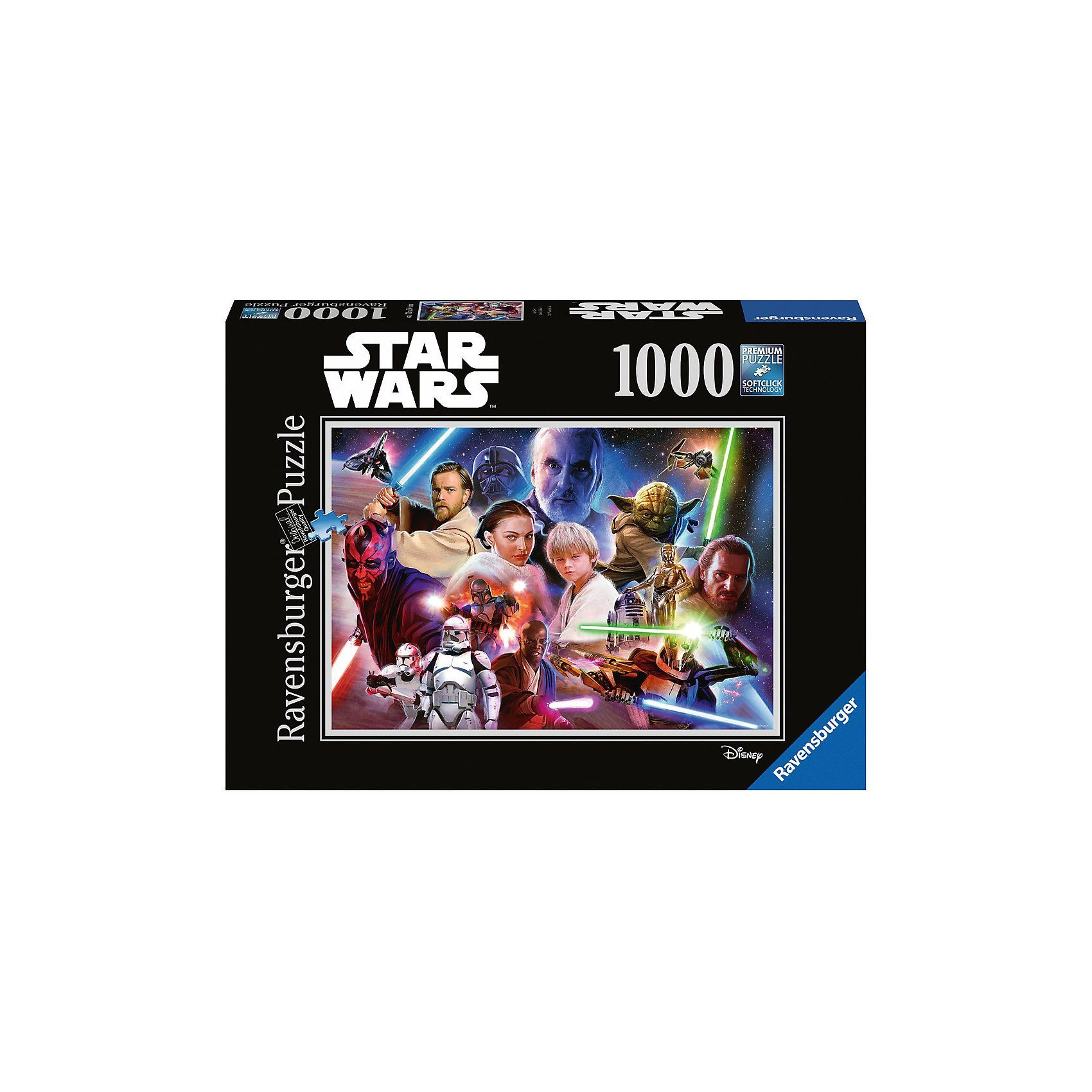 Ravensburger Puzzle 1000 Teile Star Wars: Limited Edition 1