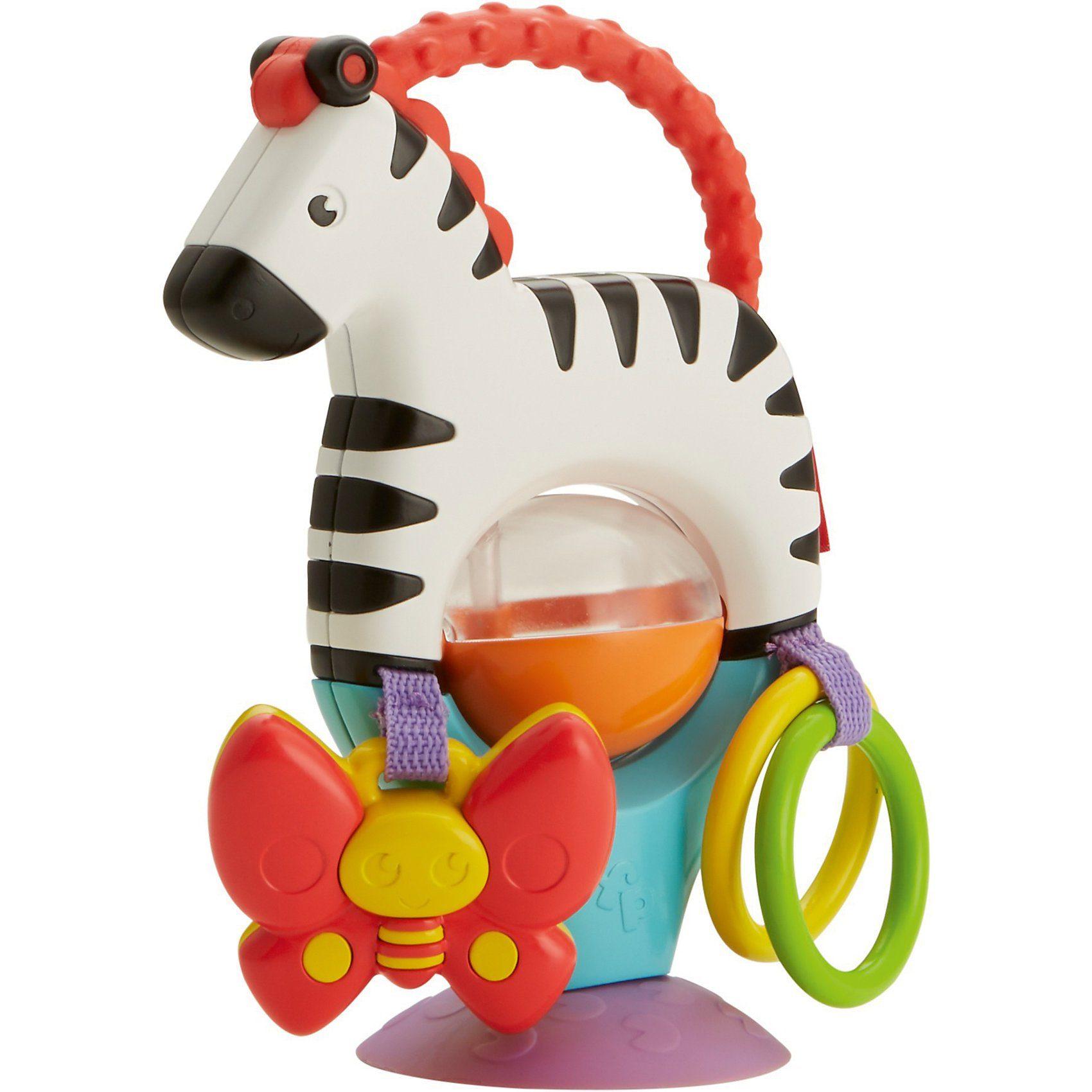 Mattel® Fisher-Price Kleines Spiel-Zebra