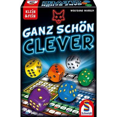Schmidt Spiele Würfelspiel Ganz schön clever