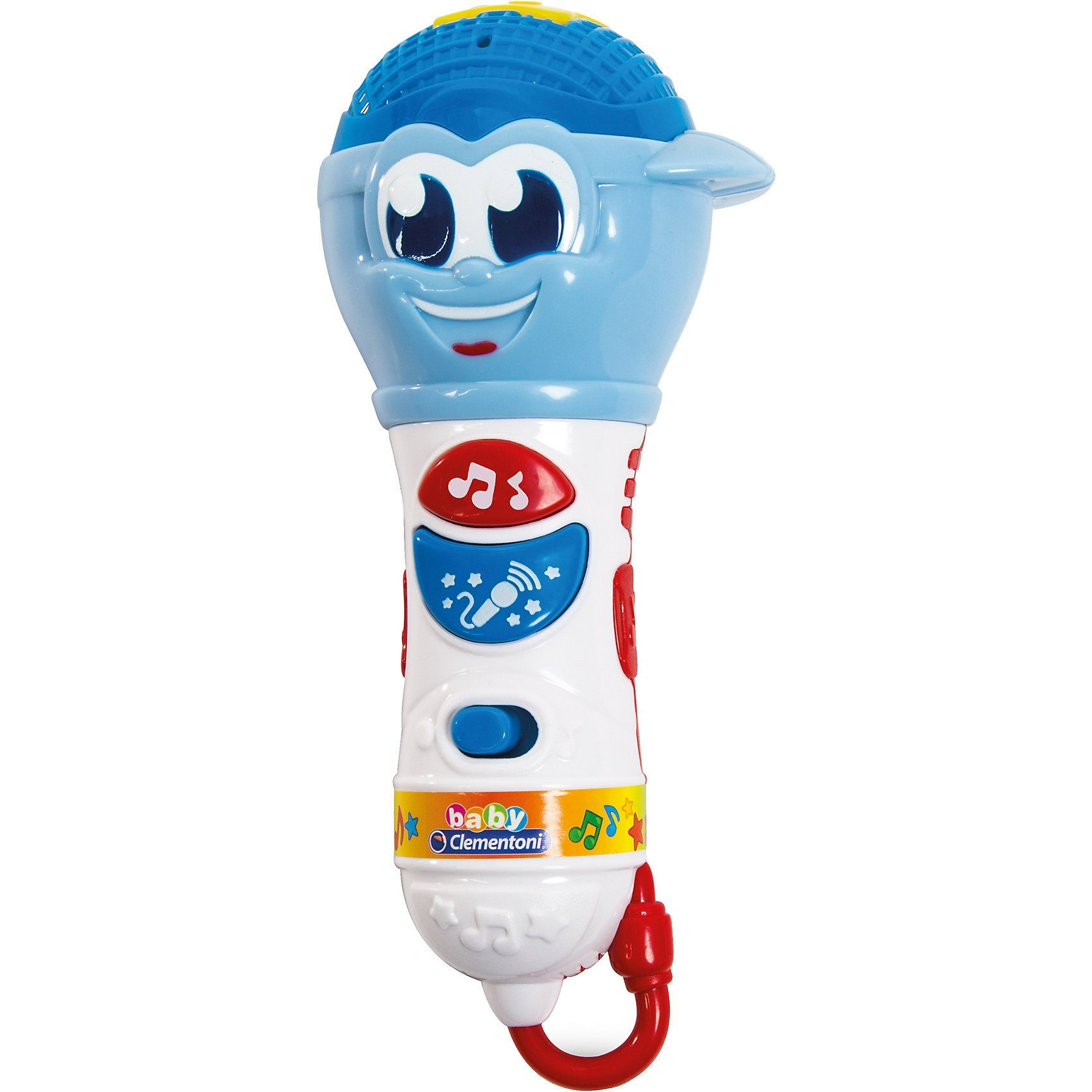 Clementoni® Baby Mikrofon