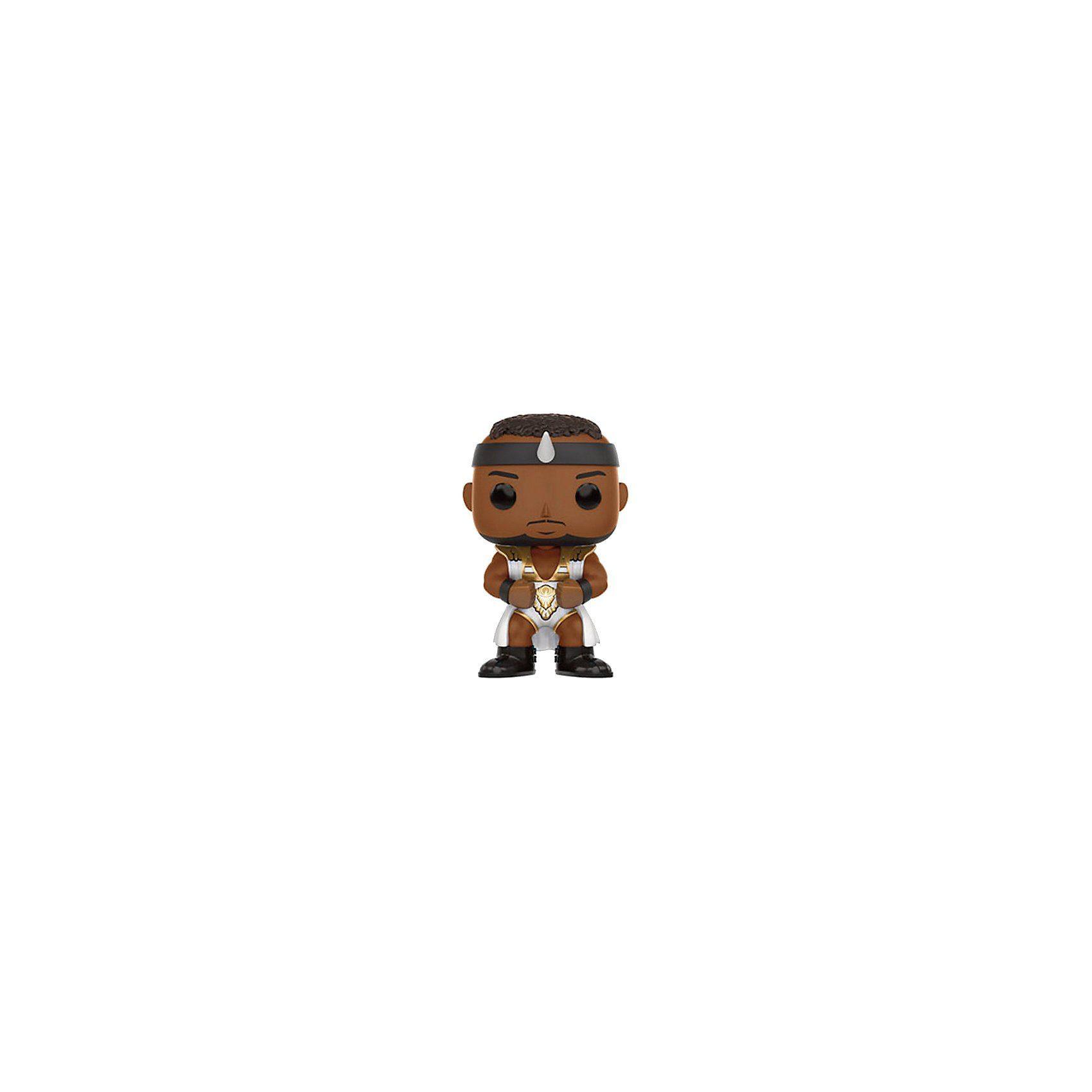 Funko Pop! WWE - Sammelfigur Big E