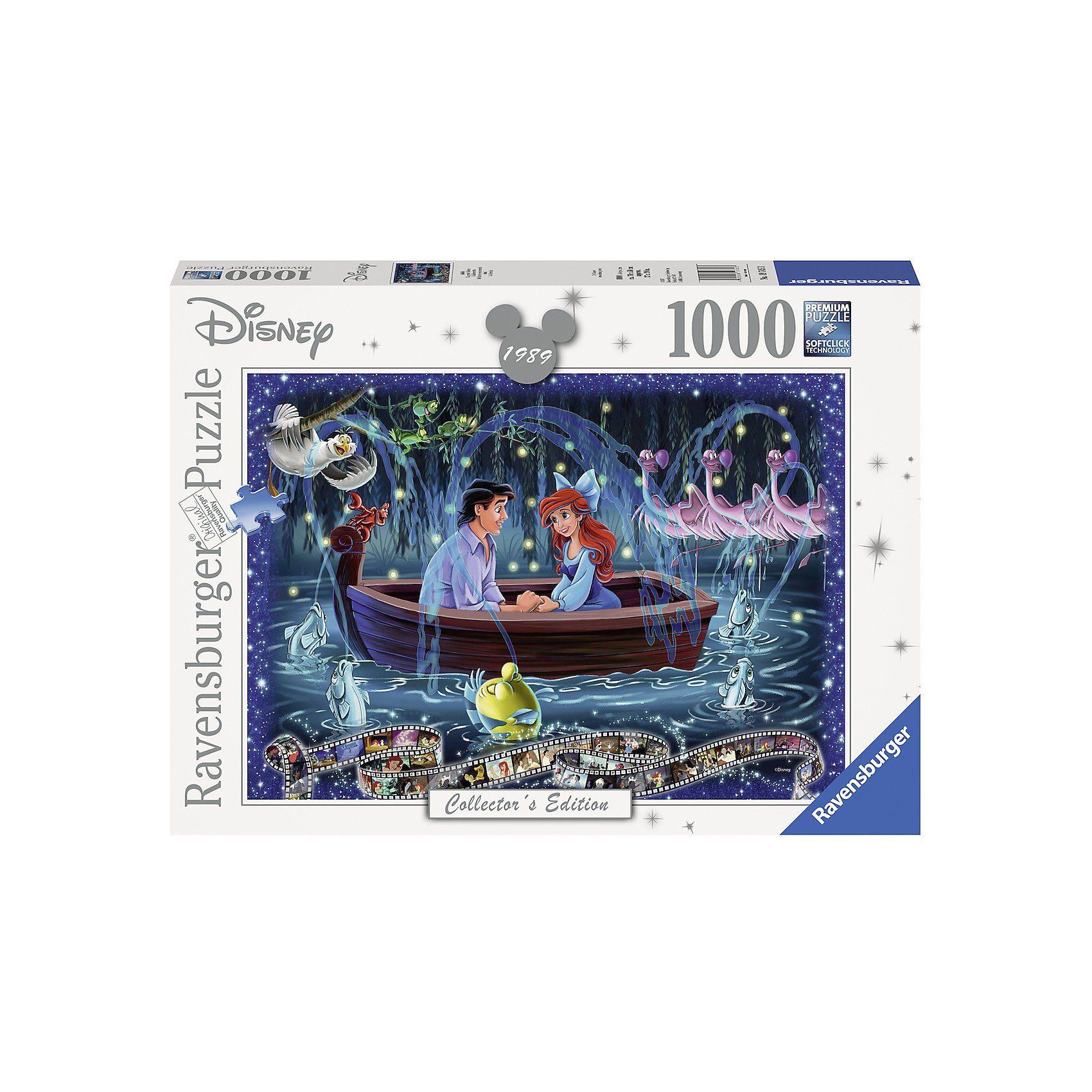 Ravensburger Puzzle 1000 Teile Disney Princess Arielle