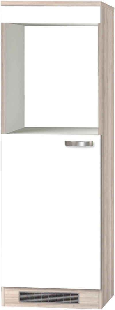 OPTIFIT Backofen/Kühlumbauschrank »Faro«, mit Metallgriff, Breite 60 cm