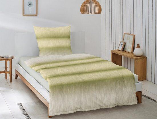 Bettwäsche »Adeo«, Irisette, im tollen Streifendesign