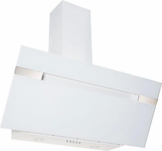Amica Kopffreihaube KH 17405 W, LED-Beleuchtung