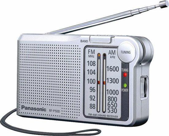 Panasonic »RF-P150DEG« Radio (150 W, automatischer Frequenzregelung (AFC)