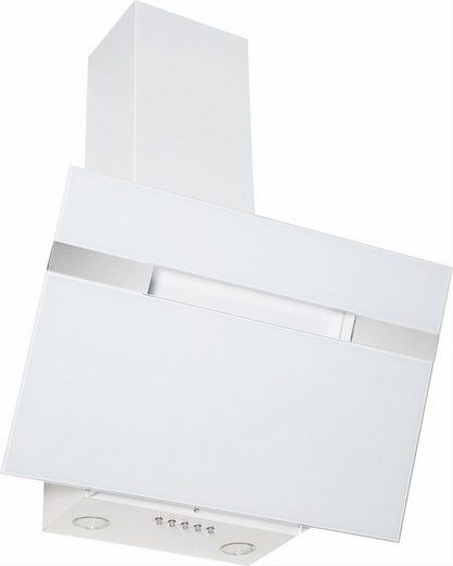 Amica Kopffreihaube KH 17404 W, LED-Beleuchtung