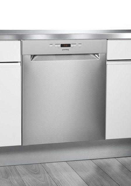 Küchengroßgeräte - Privileg Unterbaugeschirrspüler, RUC 3C24 X, 9 l, 14 Maßgedecke  - Onlineshop OTTO