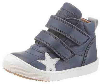Bisgaard Sneaker mit praktischen Klettverschlüssen