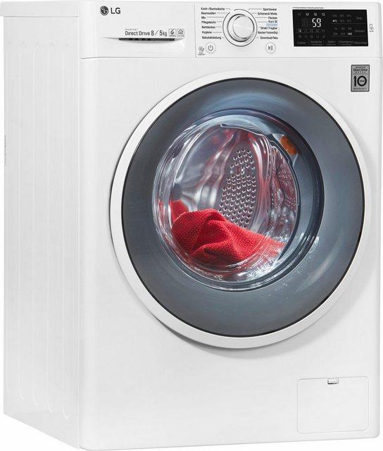 LG Waschtrockner F 14WD 85EN0, 8 kg/5 kg, 1400 U/Min | Bad > Waschmaschinen und Trockner > Waschtrockner | LG