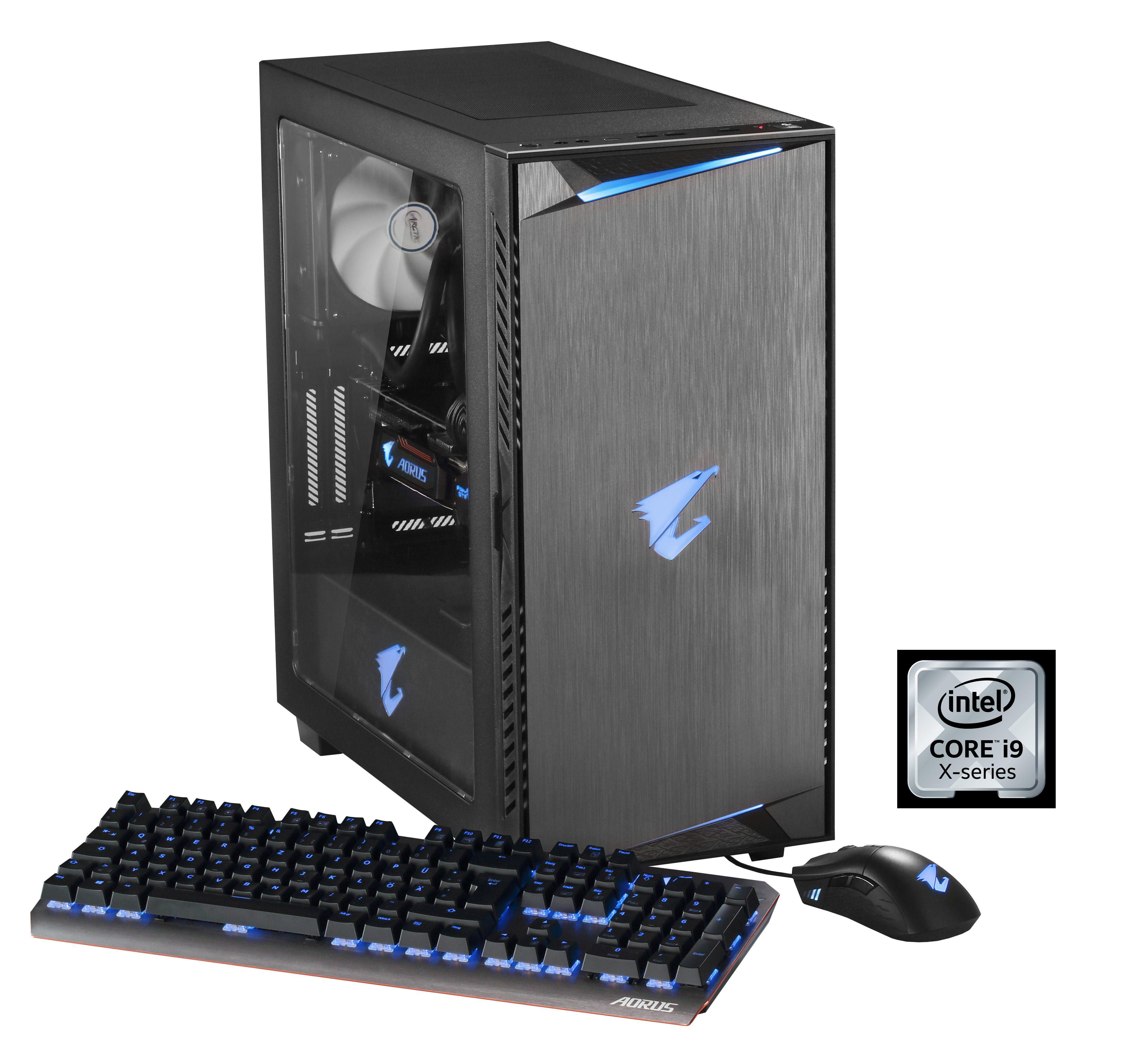 HYRICAN Gaming PC i9-7900X 32GB SSD + HDD GeForce® GTX 1080 Ti »AORUS 5834 Wasserkühlung«