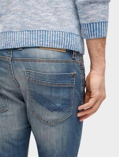 Tom Tailor 5-Pocket-Jeans Marvin Straight Jeans