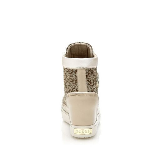 Guess SNEAKER-WEDGES FIORE LOGO