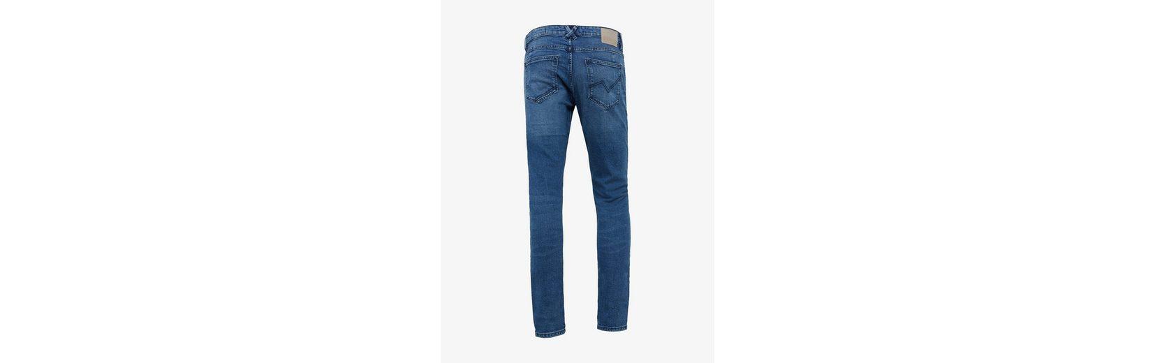 Tom Tailor Denim 5-Pocket-Jeans Piers Super Slim Jeans Shop-Angebot pfTuxXj