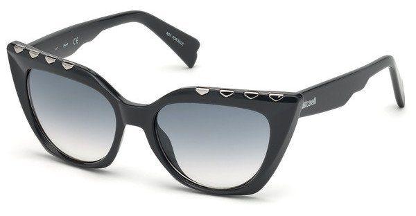 Just Cavalli Damen Sonnenbrille » JC821S«, weiß, 21Z - weiß/lila