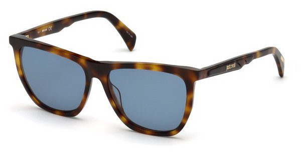 Just Cavalli Sonnenbrille » JC837S«, braun, 55C - havana/grau