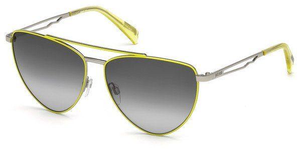 Just Cavalli Damen Sonnenbrille » JC839S«, grau, 20C - grau/grau