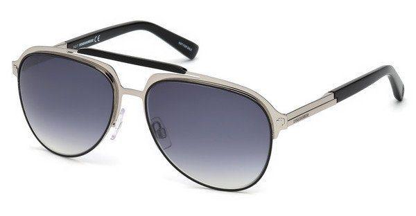 Dsquared2 Sonnenbrille » DQ0274«, grau, 14C - grau/grau