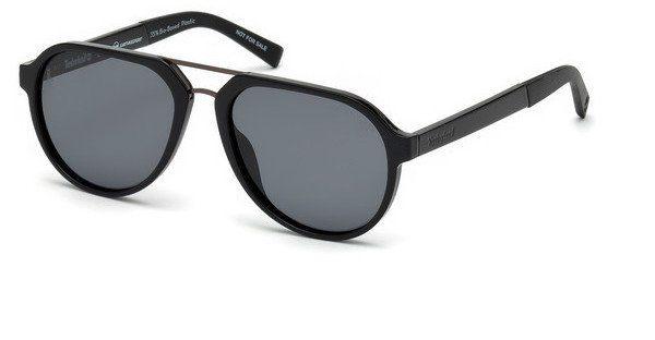 Timberland Herren Sonnenbrille » TB9142«, schwarz, 01D - schwarz/grau