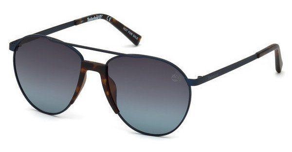 Timberland Herren Sonnenbrille » TB9149«, blau, 91D - blau/grau