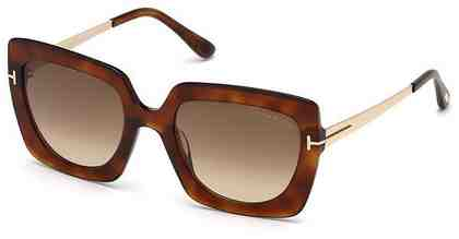 Tom Ford Damen Sonnenbrille »FT0610«