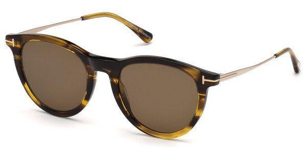 Tom Ford Sonnenbrille » FT0626«, braun, 50J - braun/braun