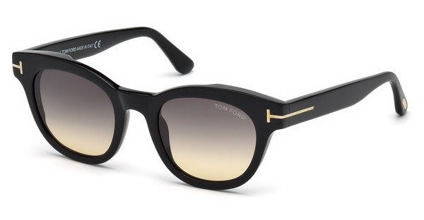 Tom Ford Damen Sonnenbrille » FT0616«, braun, 47F - braun/braun
