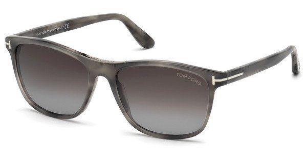 Tom Ford Herren Sonnenbrille » FT0629«, schwarz, 01A - schwarz/grau