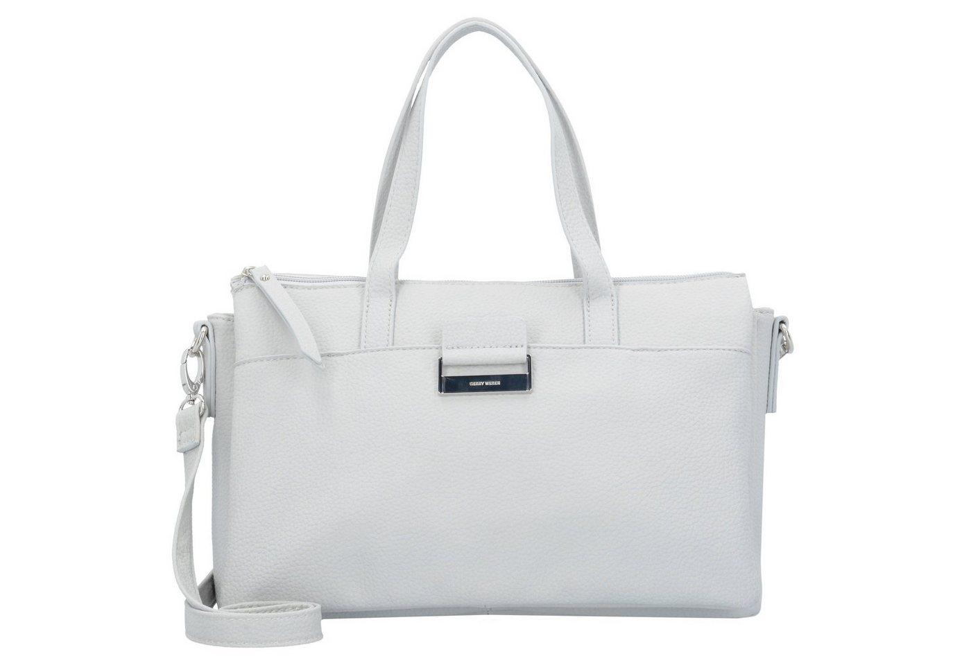 Damen Gerry Weber  Talk Different II Handtasche 32 cm grau | 04053533594481