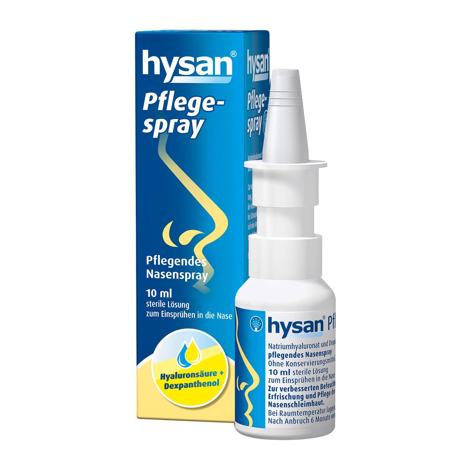 Hysan Hysan Pflegespray , 10 ml