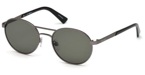 Diesel Sonnenbrille » DL0265«, grau, 17C - grau/grau