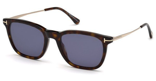 Tom Ford Herren Sonnenbrille » FT0625«, braun, 50W - braun/blau