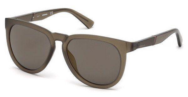 Diesel Herren Sonnenbrille » DL0263«, schwarz, 01A - schwarz/grau