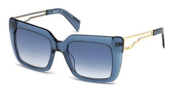 Just Cavalli Damen Sonnenbrille » JC792S«, braun, 52F - braun/braun