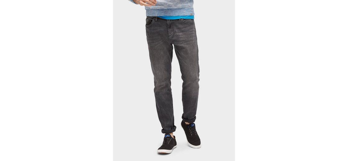 Tom Tailor 5-Pocket-Jeans Josh Regular Slim Jeans Rabatt Niedrigen Preis Versandgebühr Freies Verschiffen Verkauf Kostengünstig nu4Ro