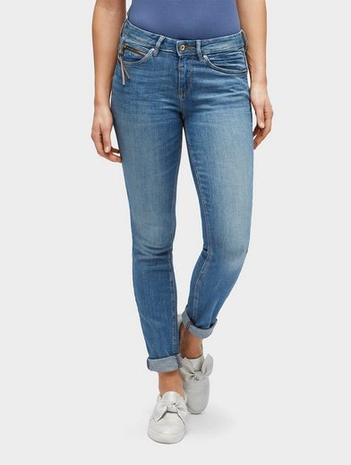 Tom Tailor 5-Pocket-Jeans Alexa Skinny Jeans