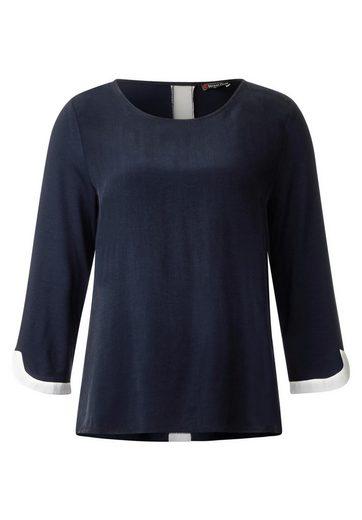 Street One Softes Mat-Mix Shirt