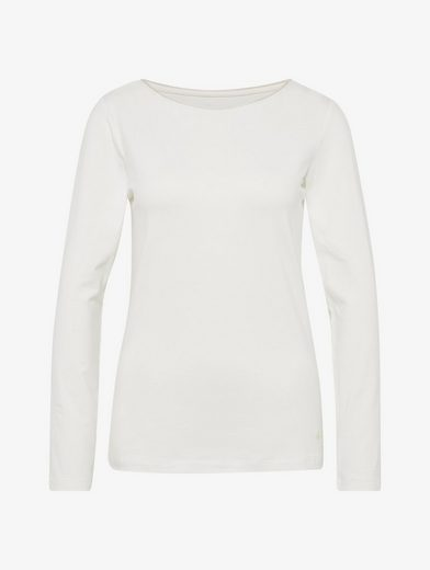 Tom Tailor Langarmshirt Simple Langarmshirt
