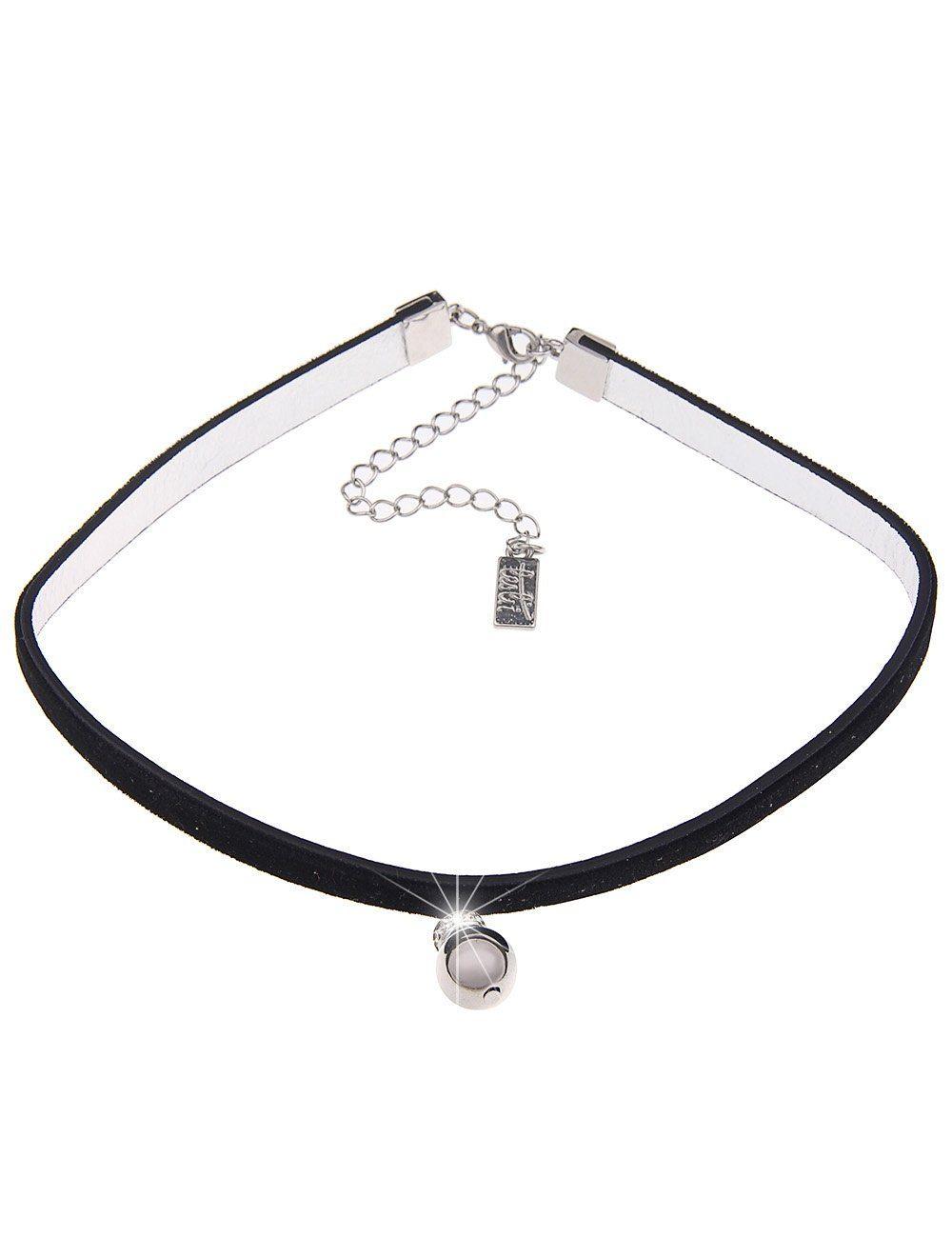 Leslii Halskette im angesagten Choker-Design