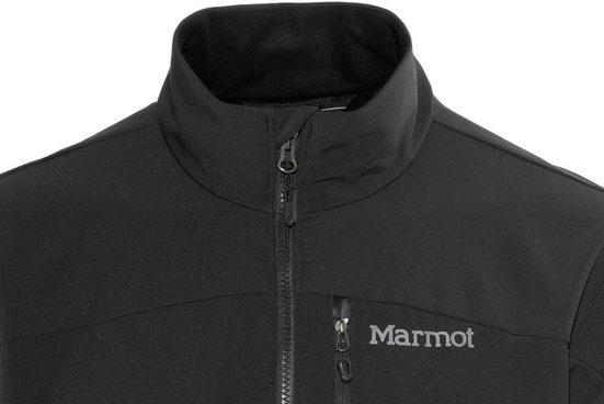 Marmotte Outdoorjacke Bouclier Softshell Veste Hommes