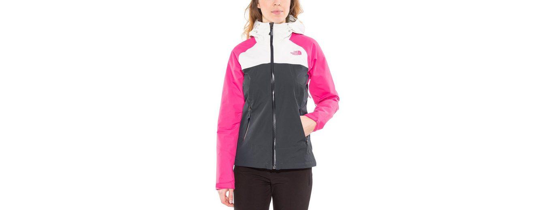 The North Face Outdoorjacke Stratos Jacket Women Rabatt Aus Deutschland Spielraum Spielraum Online-Fälschung Genießen Sie Online coFaEXoU