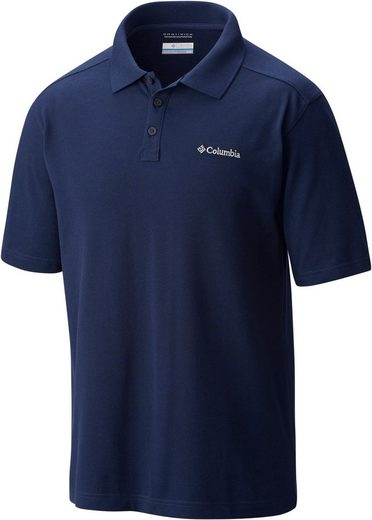 Columbia T-Shirt Elm Creek Stretch Polo Shirt Men
