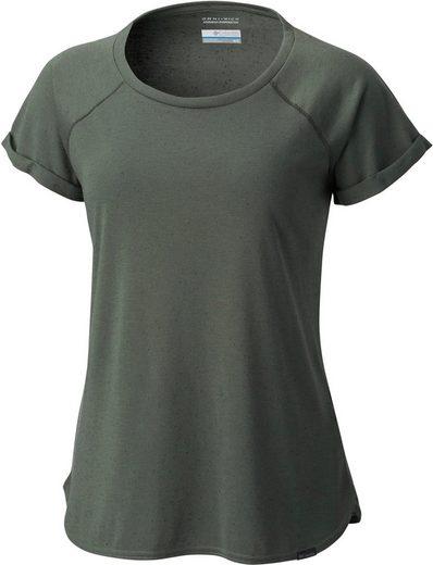 Columbia T-shirt Trail Shaker Ss Shirt Women