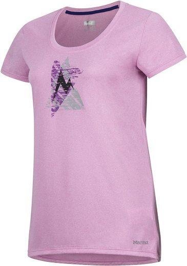 Marmot T-Shirt Post Time Tee Women